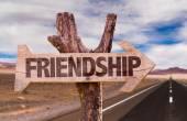 Označení směru přátelství