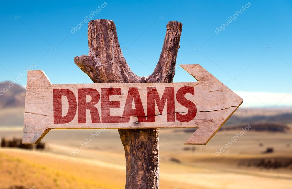Dreams direction sign