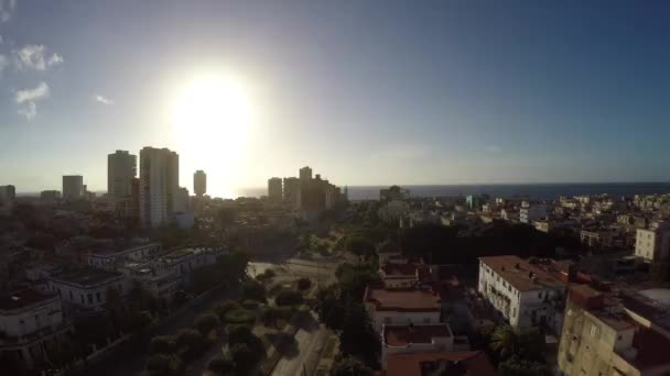 Panoramic view of Vedado, Havana