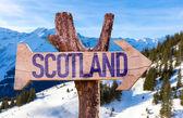 Vývěsní štít Skotsko