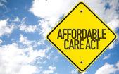 Cenově dostupnou péči Act znamení