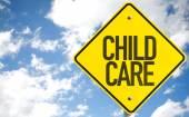 Child Care sign