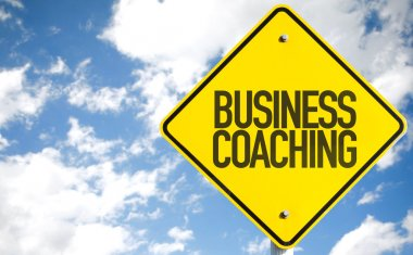 Business Coaching sign