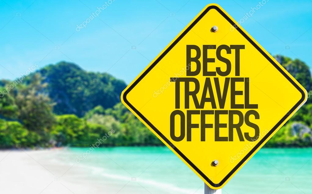 Best Travel Offers sign