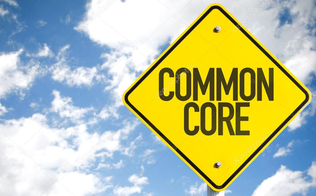 Common Core sign