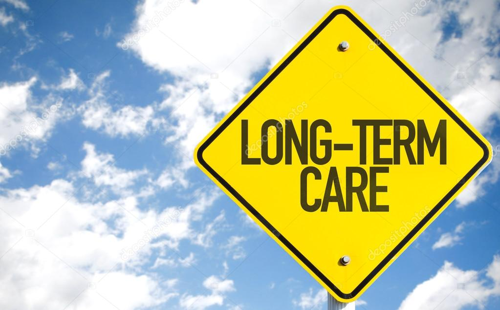 Long-Term Care sign