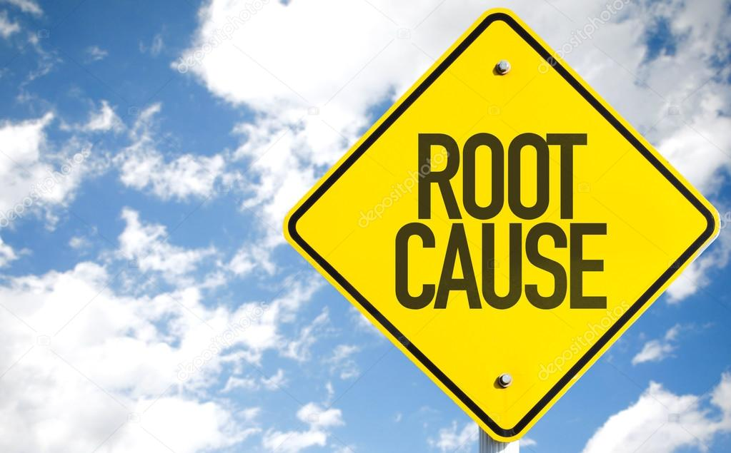Root Cause sign