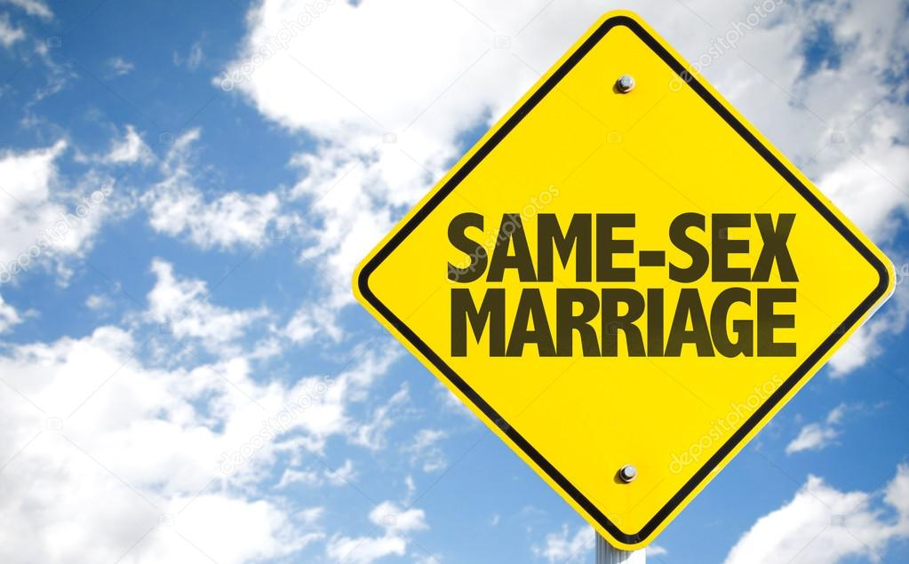 Same-Sex Marriage sign
