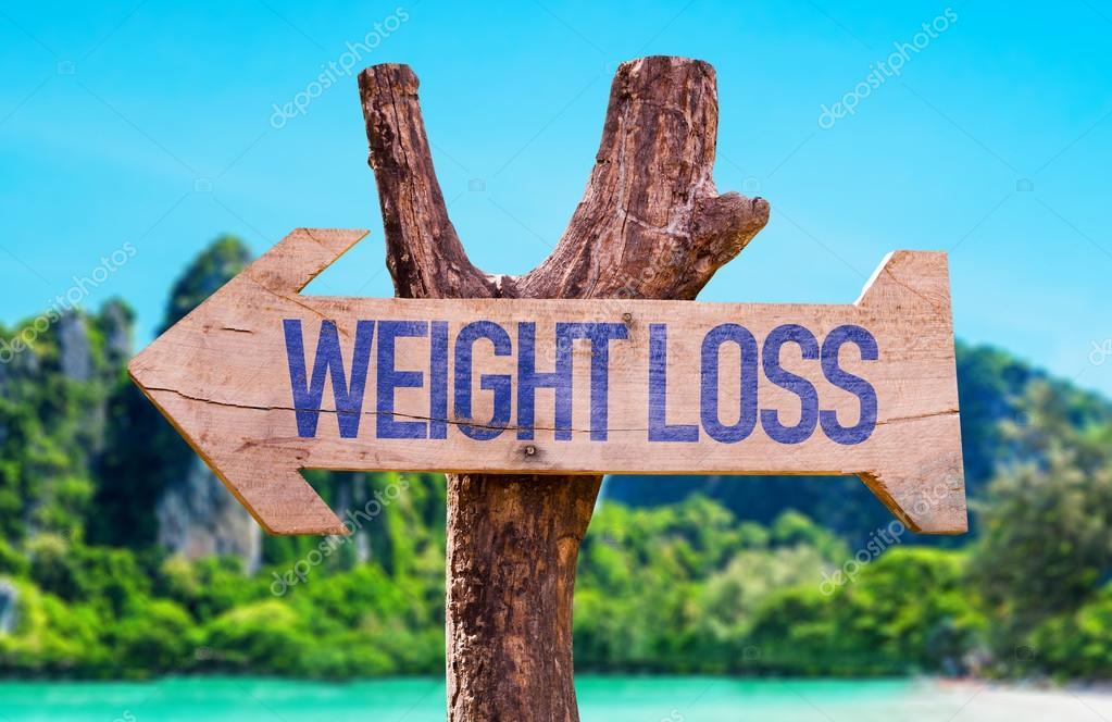 Weight Loss arrow