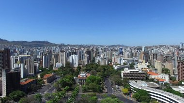 Belo Horizonte skyline