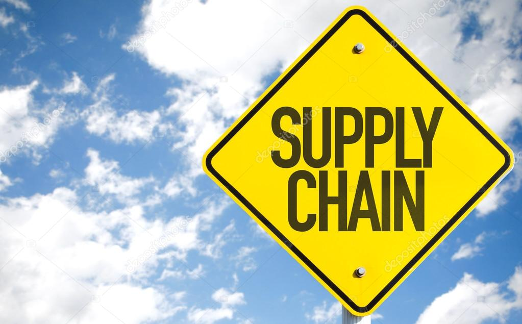 Supply Chain sign