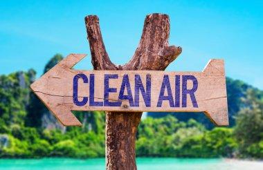 Clean Air arrow