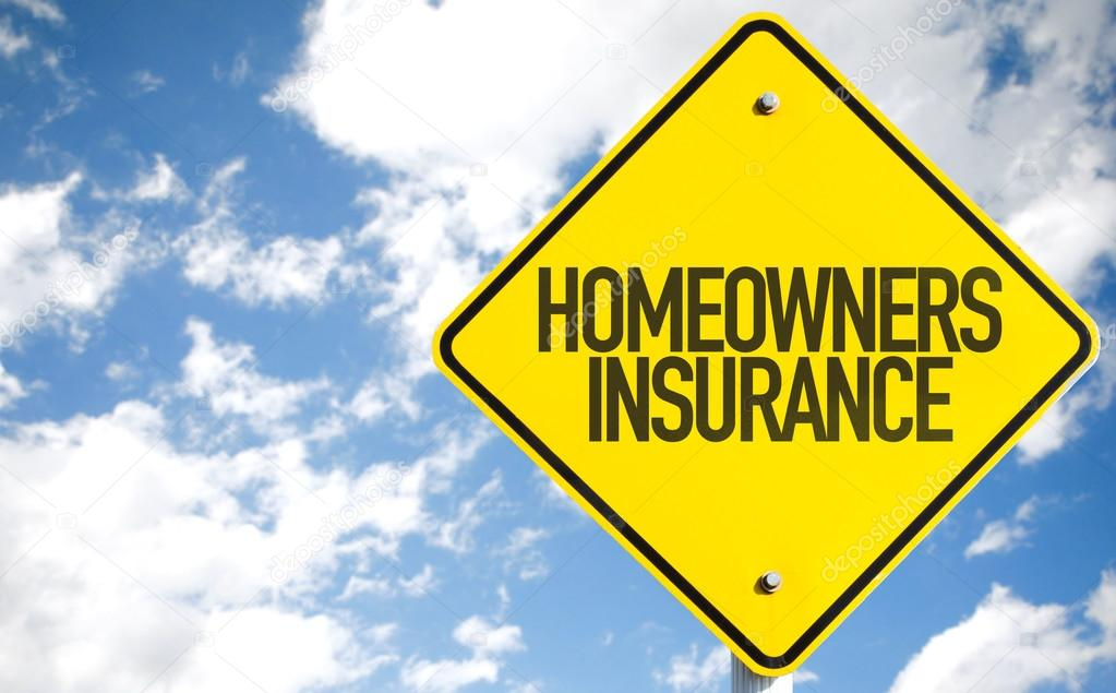 Homeowners Insurance sign