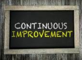 Kontinuální zlepšování na tabuli