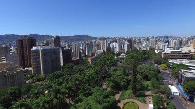 Popes Square in Belo Horizonte