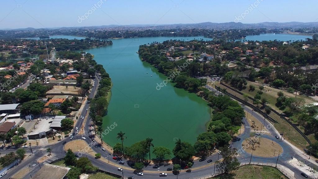 Lagoa da Pampulha in Belo Horizonte