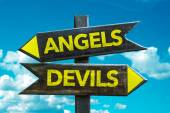 Fotografia Angeli - segnavia Devils