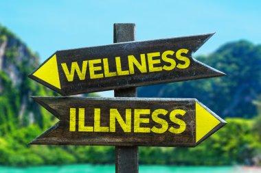 Wellness - Illness signpost
