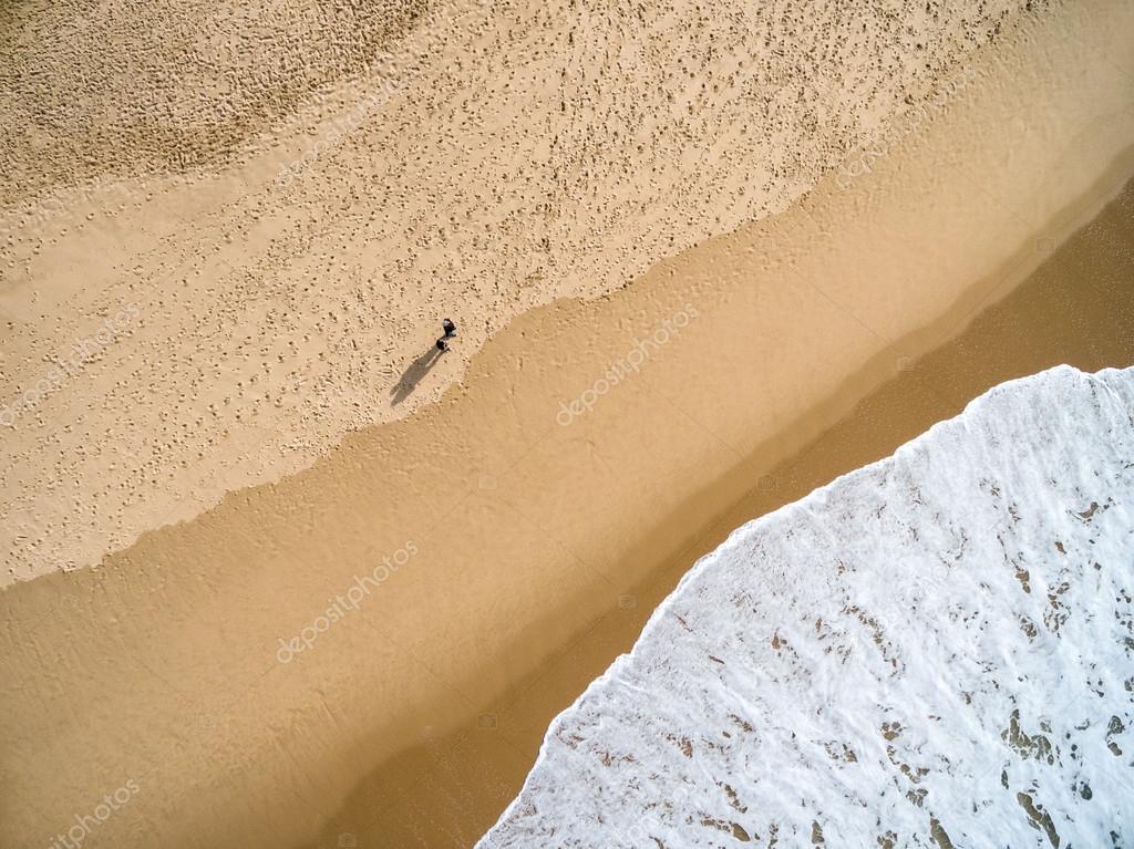 Praia do Guincho in Cascais, Portugal