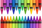 Fotografie barevné pastelky