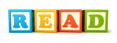 Building blocks  word read