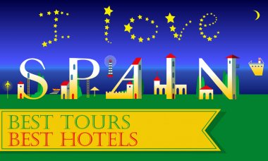 I love Spain. Best tours. Best hotels