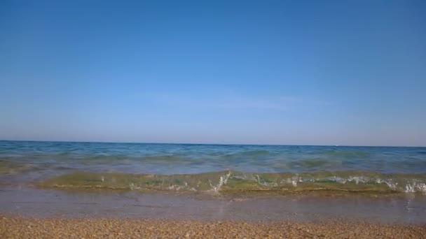 moře, pláž, vlny