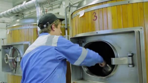 Produkce živých piva