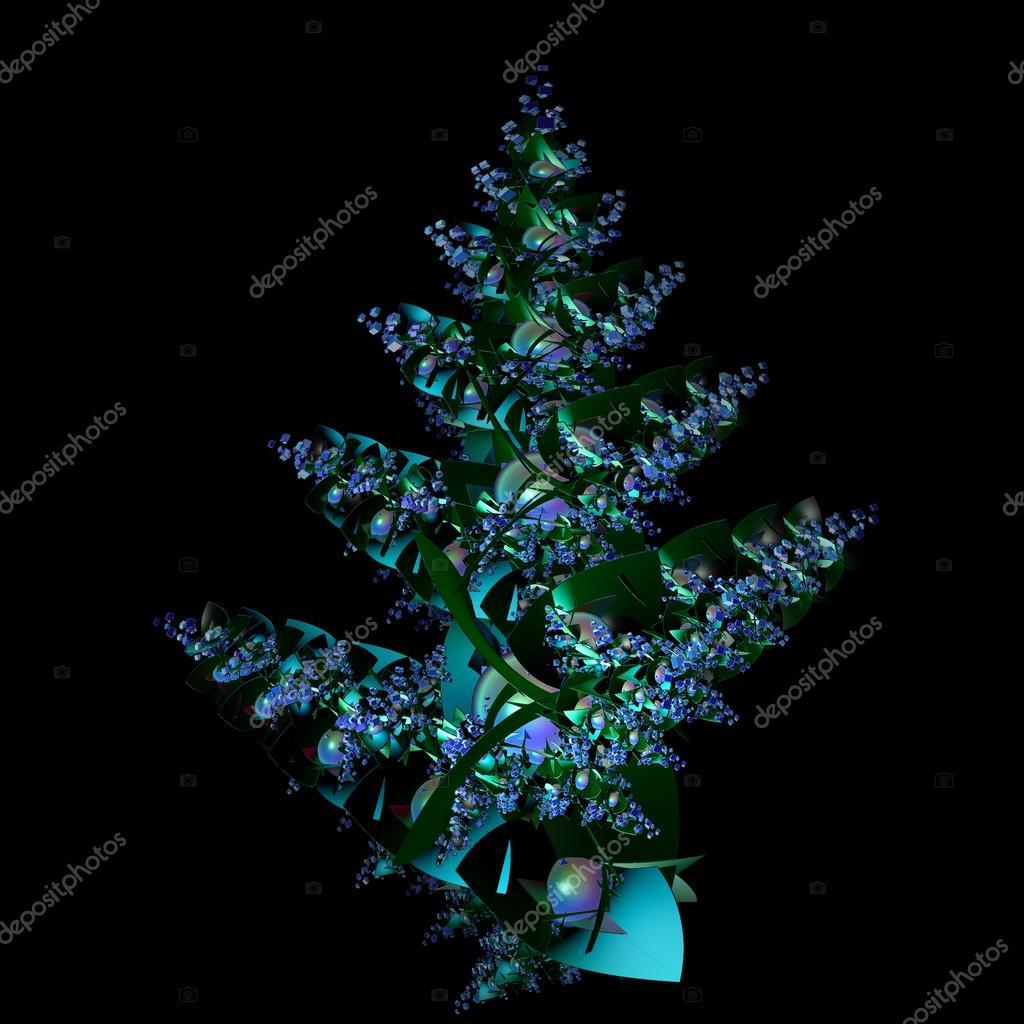 3. Weihnachtsbaum — Stockfoto © natwil #89682792