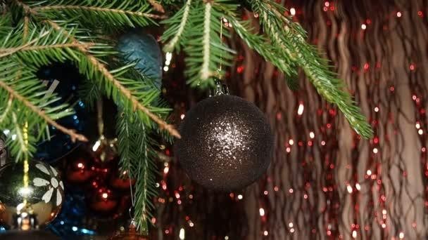 Vánoční koule na vánoční stromeček
