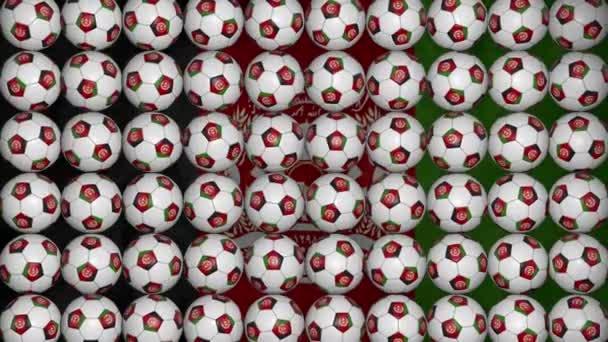 Afghanistans balls random rotation