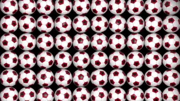 Albanian balls random rotation