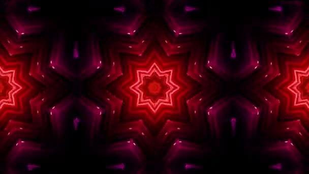 Geometriai Kaleidoszkóp háttér