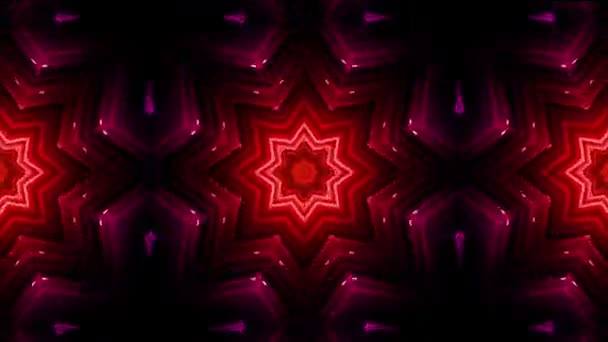 Geometric kaleidoscope background