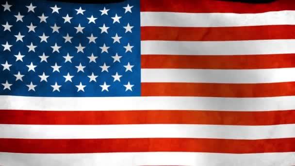 Nemzeti zászló, Amerikai Egyesült Államok