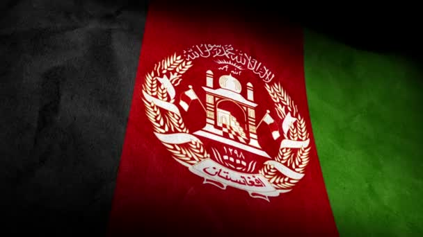 National flag of Afghanistan