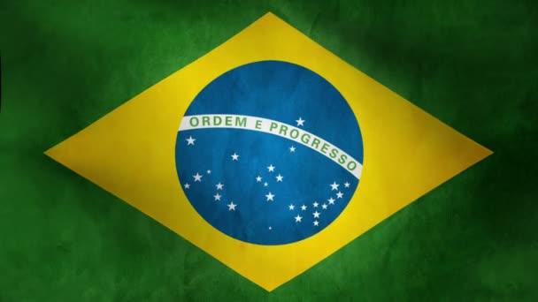 státní vlajka, Brazílie