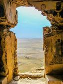 Horská cesta poblíž David Gaje klášter