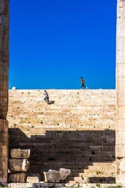Jerash, Amman, Jordan