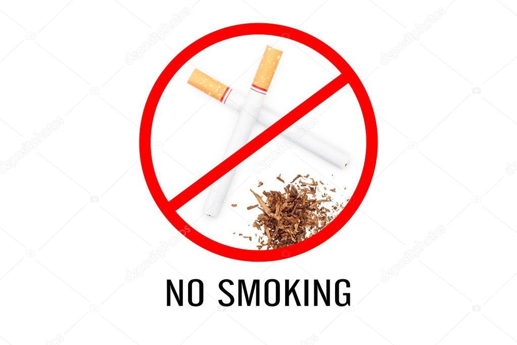 Imágenes: simbolos de no fumar para colorear   Signos de ningún ...