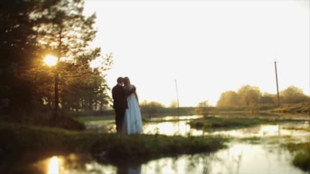 Velmi pěkný pár v borovice lesní