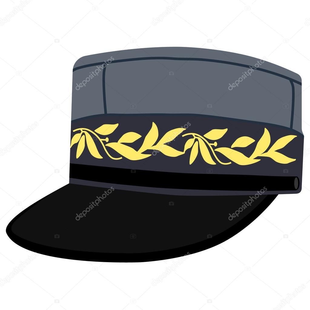 Casquillo del sombrero del ejército — Fotos de Stock © viktorijareut ...