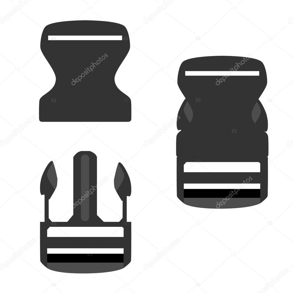 Backpack buckle