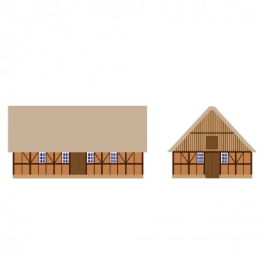 Old barns set
