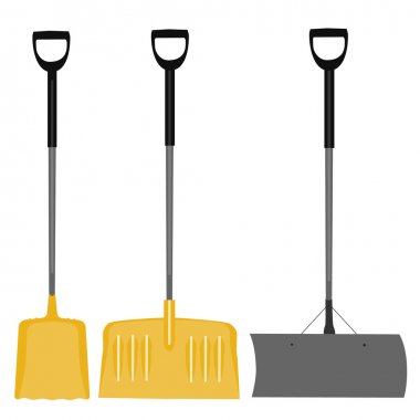 Snow shovel set