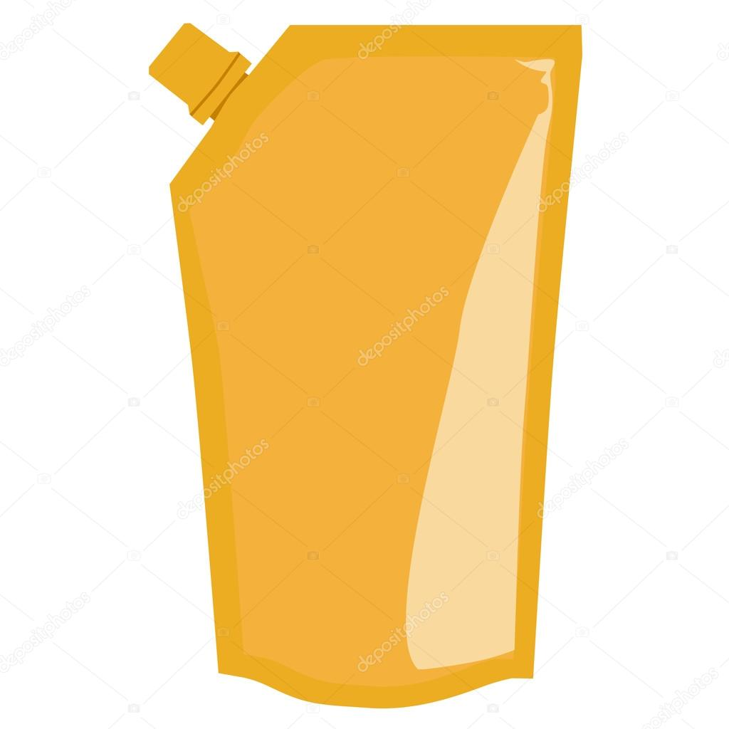 Yellow sauce package