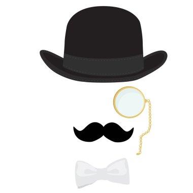 Gentleman portrait concept