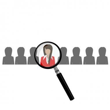 Search choose for employment
