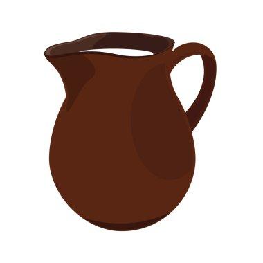 Full milk jug
