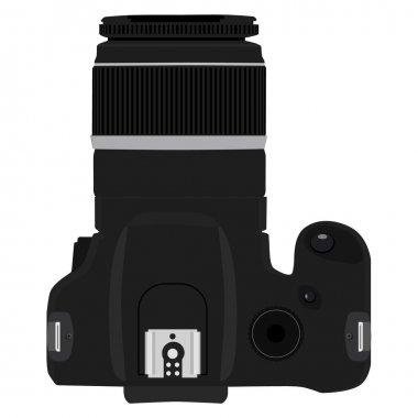 Realstic photo camera